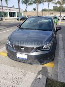 SEAT Ibiza Style 1.6L 5P usado (2016) color Gris Pirineos precio $155,000