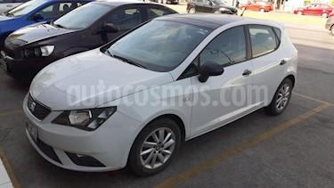 SEAT Ibiza 5P REFERENCE BLITZ L4/1.6 MAN QC usado (2016) color Blanco precio $150,000