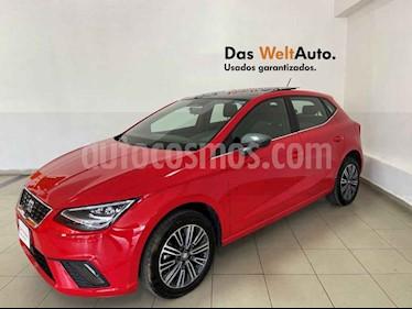 SEAT Ibiza 5p Xcellence Tiptronic usado (2020) color Rojo precio $280,506
