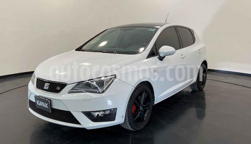 SEAT Ibiza FR 5P  usado (2017) color Blanco precio $234,999