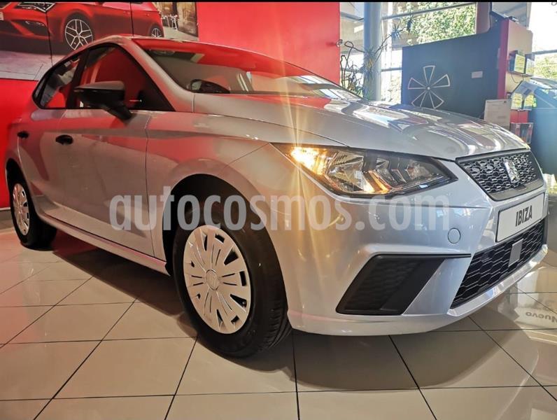SEAT Ibiza Reference 1.6L nuevo color Plata precio $276,100