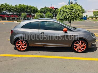 SEAT Ibiza FR 3P  usado (2016) color Gris precio $180,000
