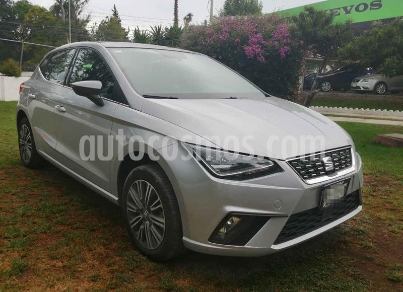 SEAT Ibiza Xcellence 1.6L Tiptronic usado (2020) color Plata precio $282,001