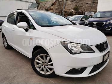 SEAT Ibiza 5p Style DSG usado (2013) color Blanco precio $130,000