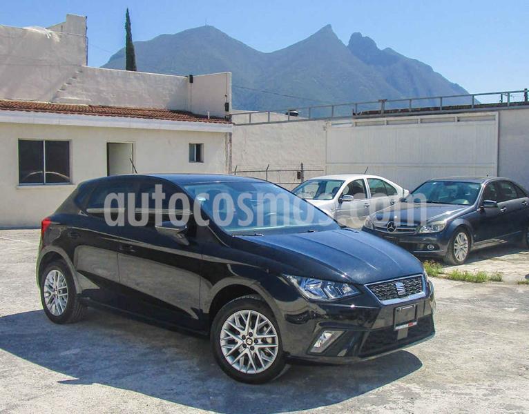 SEAT Ibiza Style 1.6L usado (2019) color Negro precio $224,990