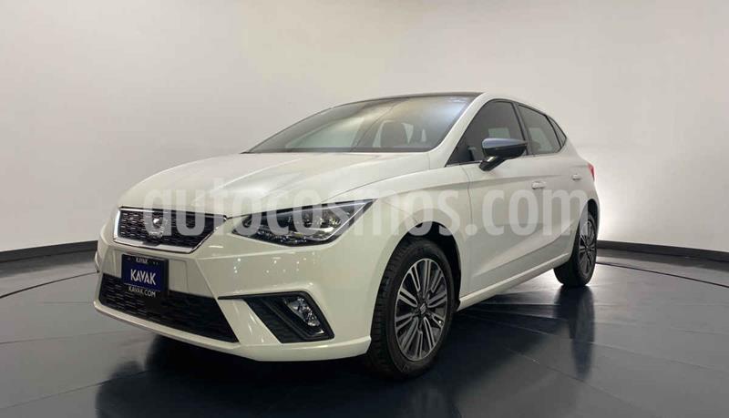 SEAT Ibiza Xcellence 1.6L usado (2018) color Blanco precio $249,999
