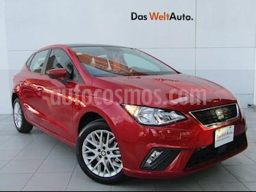 SEAT Ibiza Style 1.6L Tiptronic usado (2019) color Rojo precio $273,000