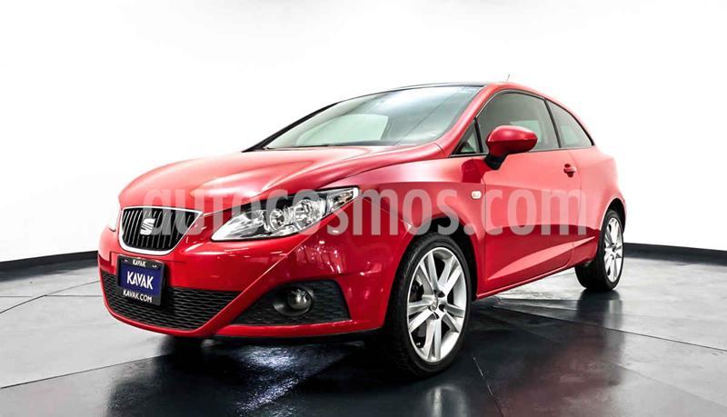 SEAT Ibiza Style 2.0L Plus usado (2012) color Rojo precio $122,999