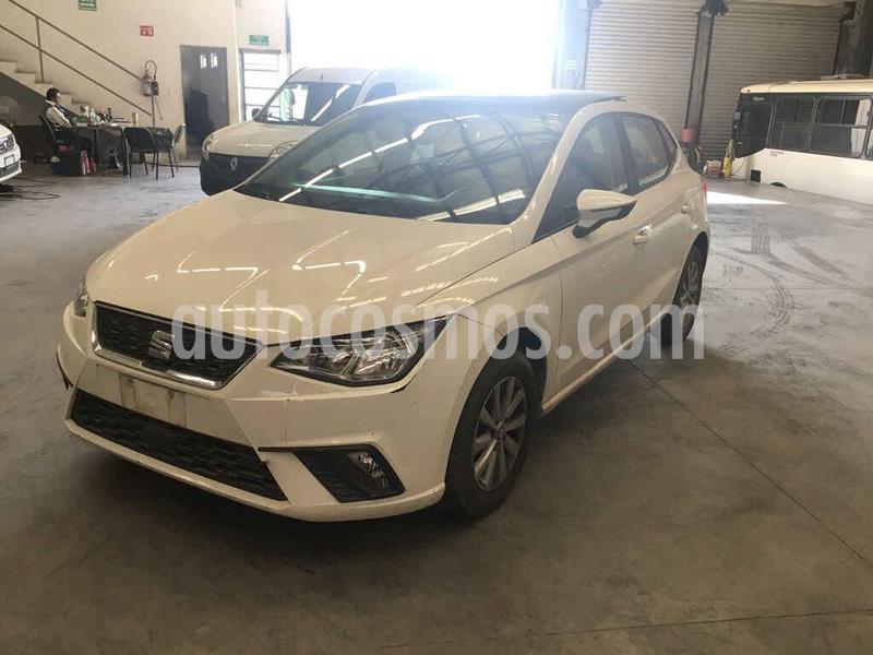 SEAT Ibiza Style Urban 1.6L Tiptronic usado (2018) color Blanco precio $98,000