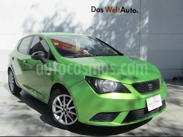 SEAT Ibiza Reference DSG 1.6L 5P usado (2015) color Verde Lima precio $145,000