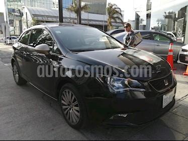 SEAT Ibiza Style Urban Techo P. 1.6L usado (2017) color Negro Medianoche precio $190,000