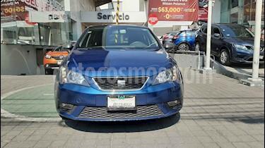 SEAT Ibiza Style 1.6L 5P usado (2017) color Azul precio $189,000