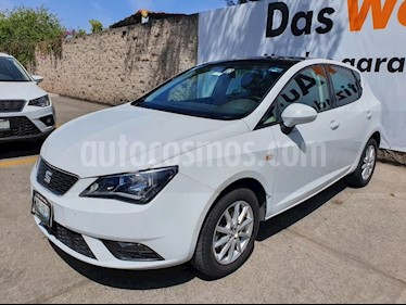 SEAT Ibiza Style 1.6L usado (2016) color Blanco precio $180,000