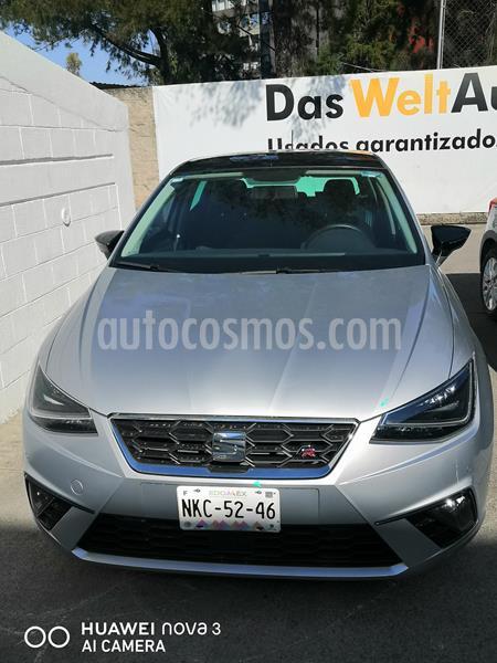 SEAT Ibiza FR 1.0L TSI usado (2019) color Plata precio $325,000