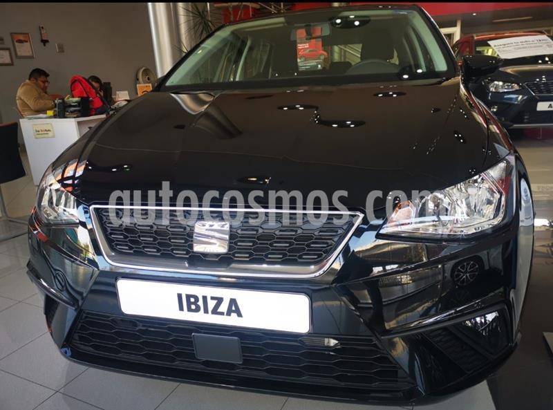SEAT Ibiza Style 1.6L nuevo color Negro precio $310,800