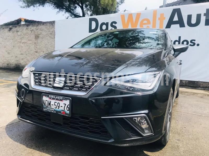 SEAT Ibiza Xcellence 1.6L usado (2019) color Negro precio $265,000