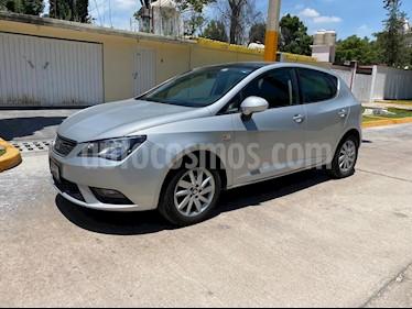 SEAT Ibiza Style 1.6L DSG 5P  usado (2014) color Plata precio $144,900