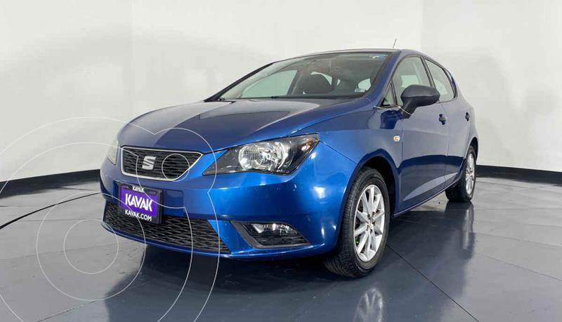 SEAT Ibiza Blitz 2.0L 5P  usado (2015) color Azul precio $152,999