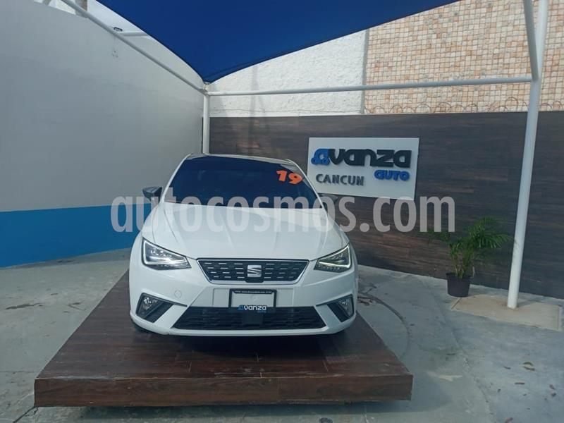 SEAT Ibiza Xcellence 1.6L usado (2019) color Blanco precio $252,000