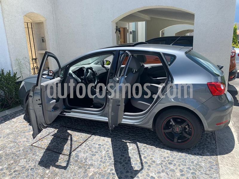 SEAT Ibiza Style 2.0L 5P  usado (2013) color Gris Oscuro precio $135,000