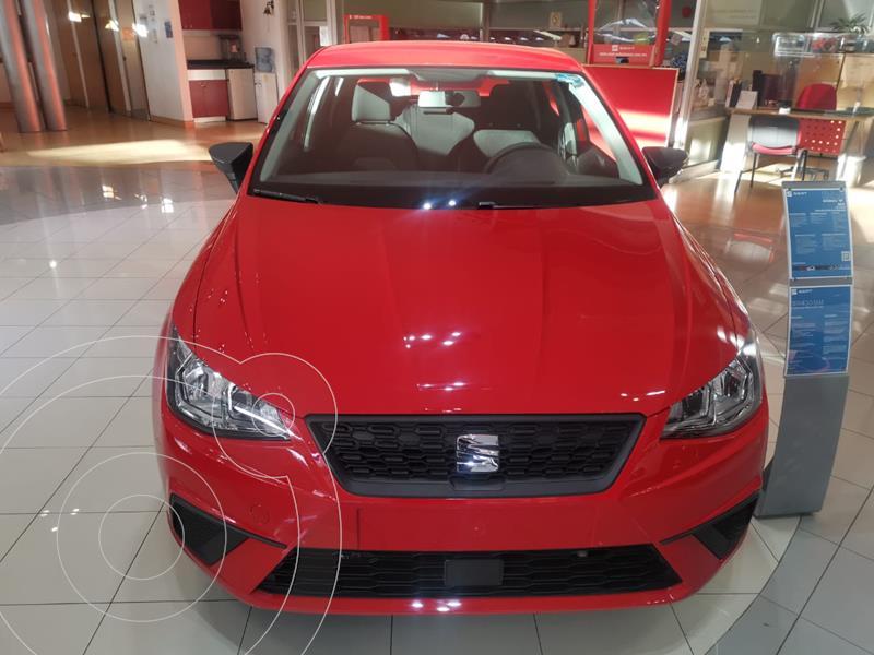Foto OfertaSEAT Ibiza 1.6L Reference Tiptronic  nuevo color Rojo precio $269,000