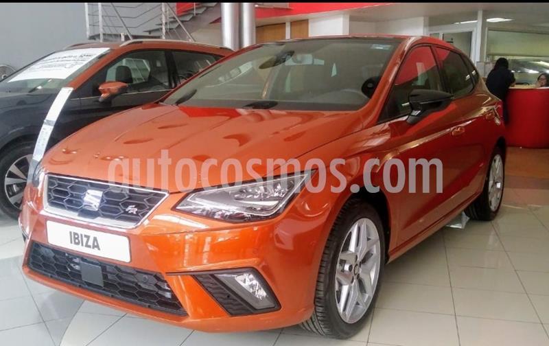 SEAT Ibiza FR 1.0L TSI nuevo color Naranja precio $390,500