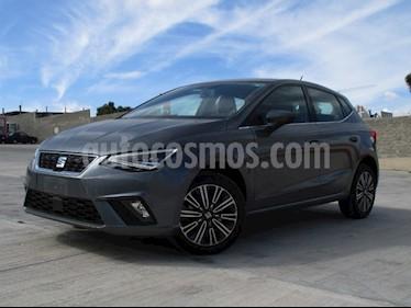 SEAT Ibiza Xcellence 1.6L usado (2018) color Gris Pirineos precio $242,000