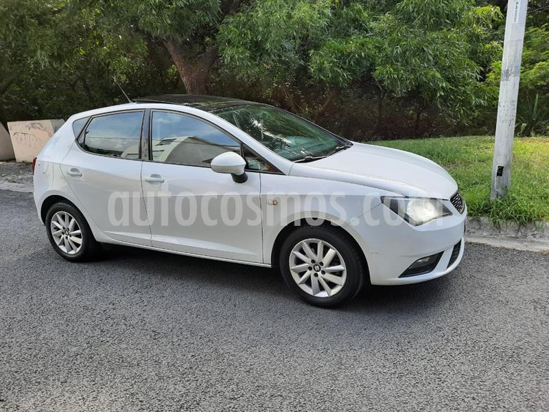 SEAT Ibiza Style DSG 1.6L 5P  usado (2014) color Blanco precio $145,000