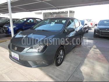 SEAT Ibiza 5P REFERENCE L4 1.6 AUT usado (2015) color Gris precio $140,000