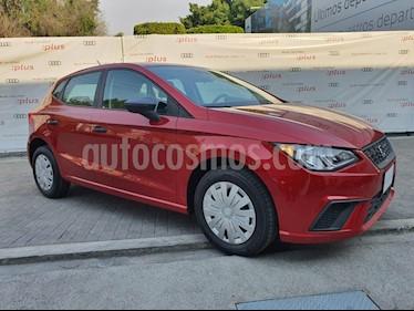 Foto SEAT Ibiza Reference 1.6L 5P usado (2019) color Rojo precio $214,999