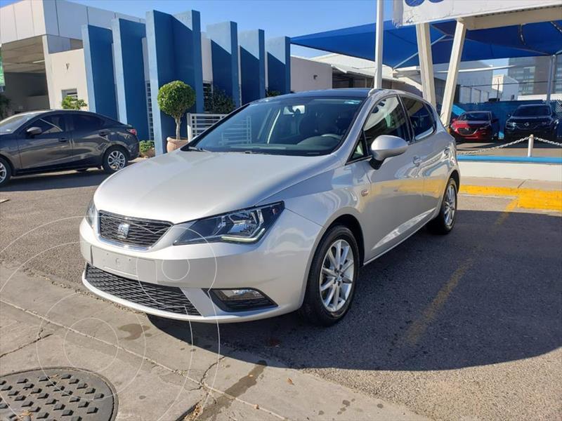 SEAT Ibiza Style 1.6L 5P usado (2017) color Plata precio $165,000