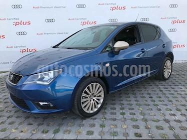 SEAT Ibiza Style 1.6L 5P usado (2016) color Azul precio $174,000