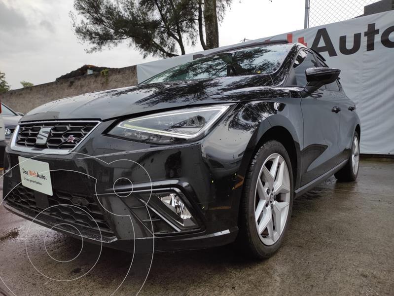 Foto SEAT Ibiza FR 1.0TSI 115HP TM usado (2019) color Negro precio $320,000