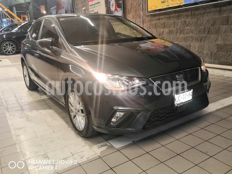 SEAT Ibiza Style 1.6L DSG 5P usado (2019) color Gris precio $280,000