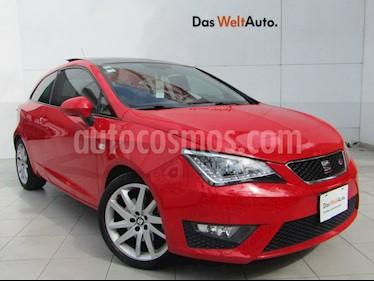 Foto SEAT Ibiza FR 3P  usado (2016) color Rojo precio $189,000
