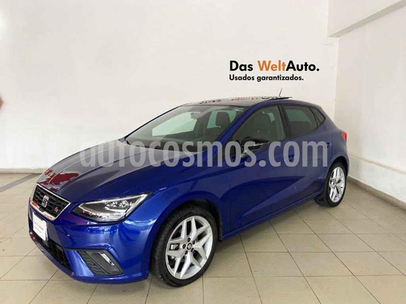 Foto SEAT Ibiza FR 1.0L TSI usado (2020) color Azul precio $325,995