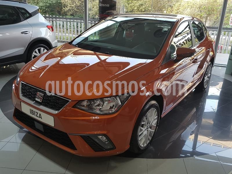 SEAT Ibiza Style 1.6L Tiptronic nuevo color Naranja precio $326,700