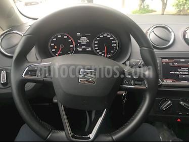 SEAT Ibiza Style 1.6L 5P usado (2017) color Blanco precio $180,000