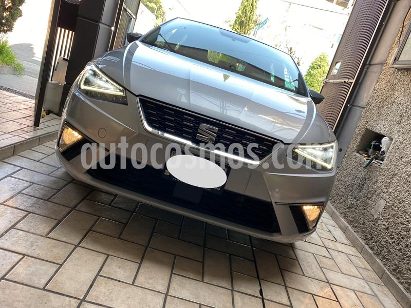 SEAT Ibiza Xcellence 1.6L Paq. de Seguridad usado (2019) color Plata precio $264,000