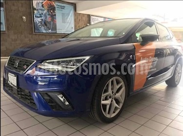 SEAT Ibiza FR 1.0L TSI usado (2019) color Azul precio $320,000