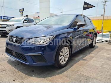 SEAT Ibiza Reference 1.6L Tiptronic Paq. de Seguridad usado (2019) color Azul precio $220,000