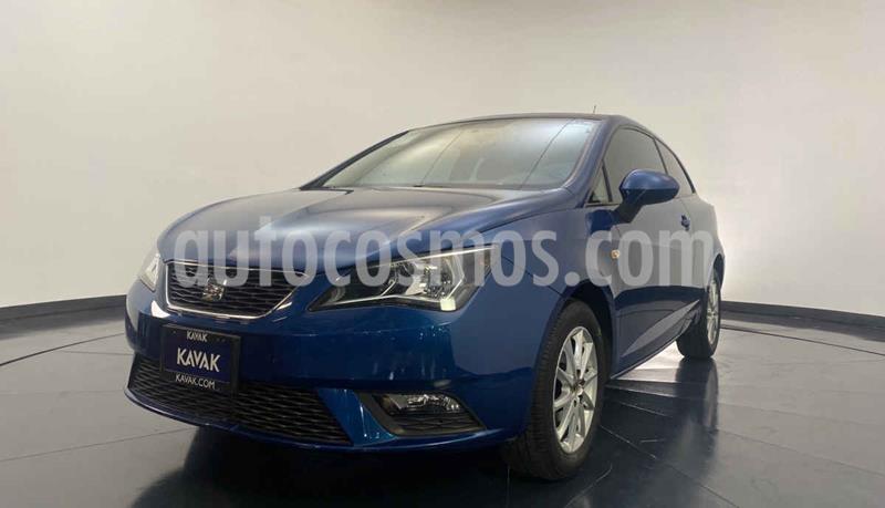 foto SEAT Ibiza FR 1.2L Turbo 5P  usado (2016) color Azul precio $202,999