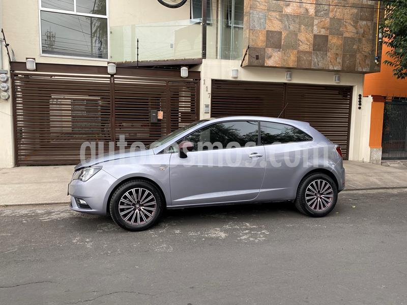 SEAT Ibiza Style 1.6L usado (2016) color Plata precio $169,900