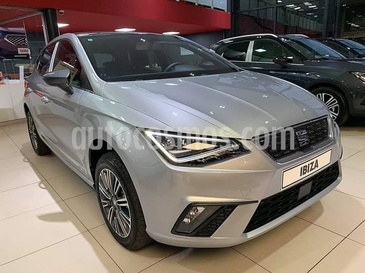 SEAT Ibiza Xcellence 1.6L nuevo color Plata precio $327,100