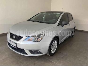 SEAT Ibiza 3p SC Blitz Std. usado (2016) color Plata precio $150,000