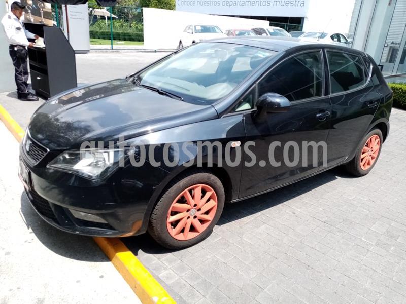 SEAT Ibiza Style 2.0L 5P  usado (2014) color Negro Universal precio $135,000