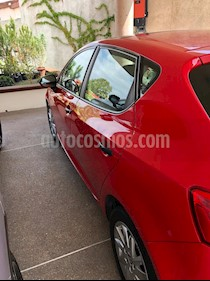 SEAT Ibiza Xcellence 1.6L usado (2017) color Rojo precio $150,000