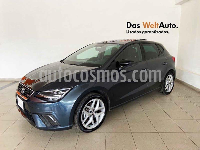 SEAT Ibiza FR 1.0L TSI usado (2020) color Gris precio $319,355