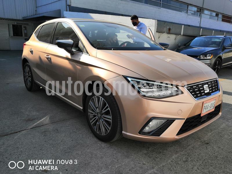 SEAT Ibiza Xcellence 1.6L usado (2018) color Magenta precio $245,000