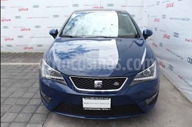 Foto SEAT Ibiza FR 3P  usado (2017) color Azul precio $205,000
